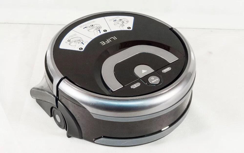 робот пылесос iLife W400