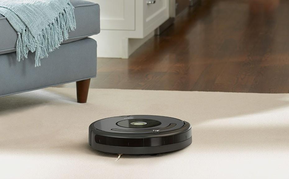 робот пылесос iRobot Roomba 676 фото