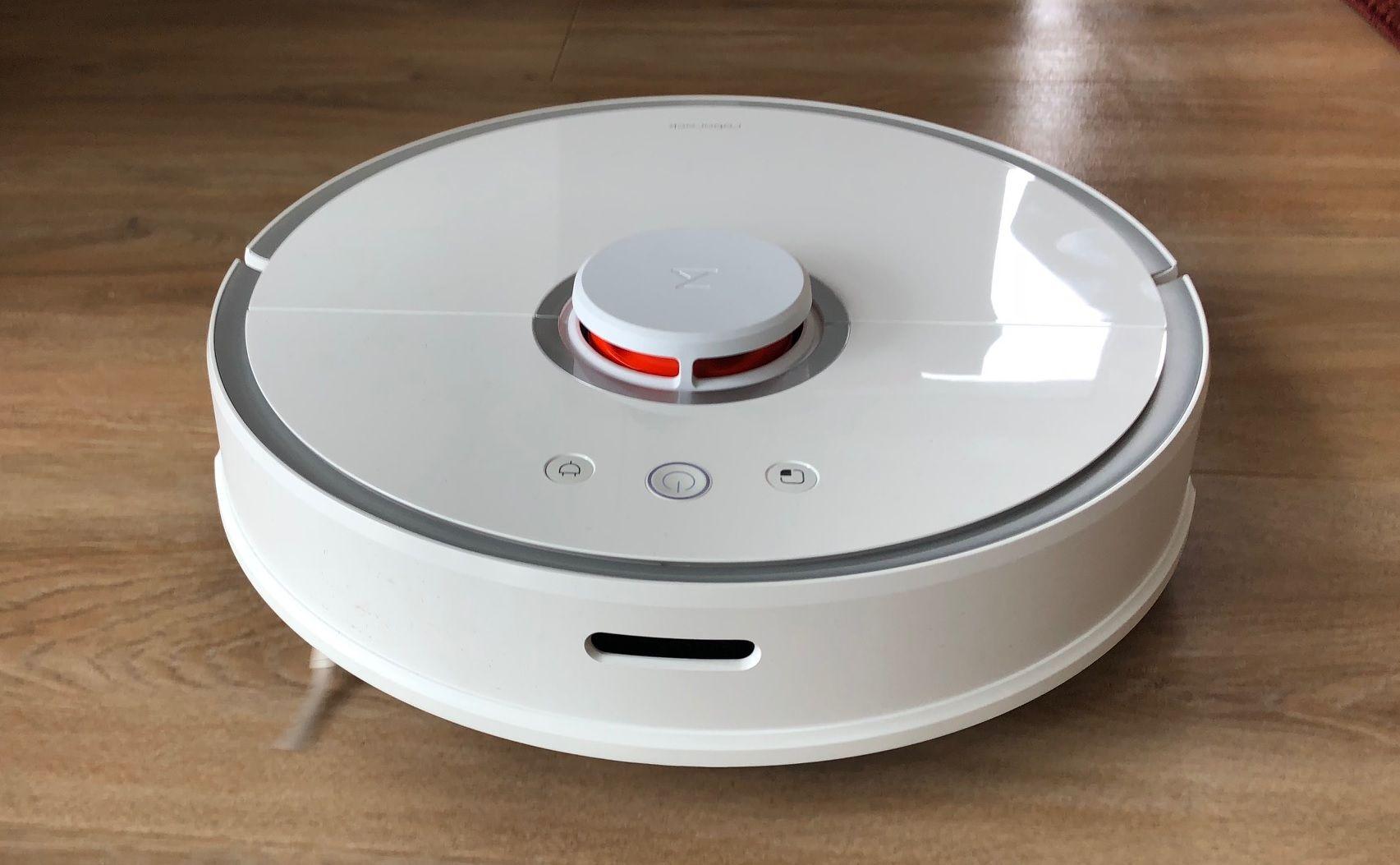 робот пылесос Xiaomi Ni Roborock Sweep One