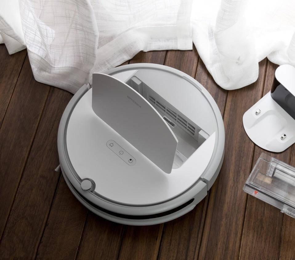 робот пылесос Xiaomi Xiaowa E202-00 Robot Vacuum Cleaner Life