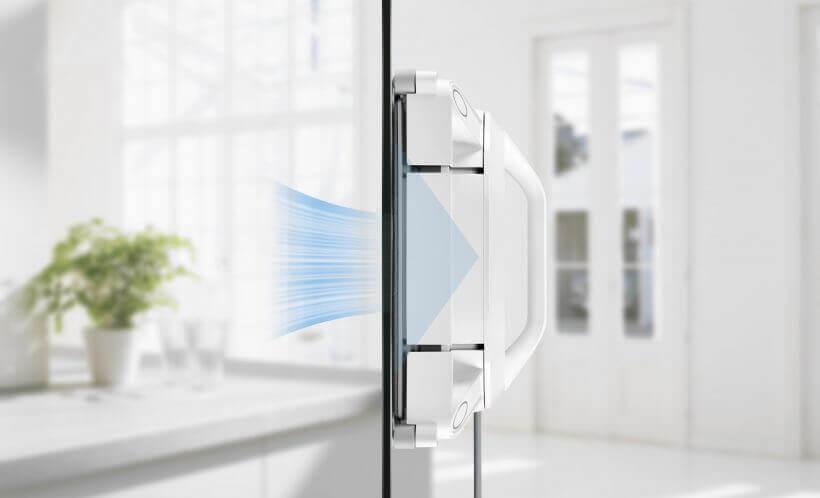 вакуумный робот для мытья окон