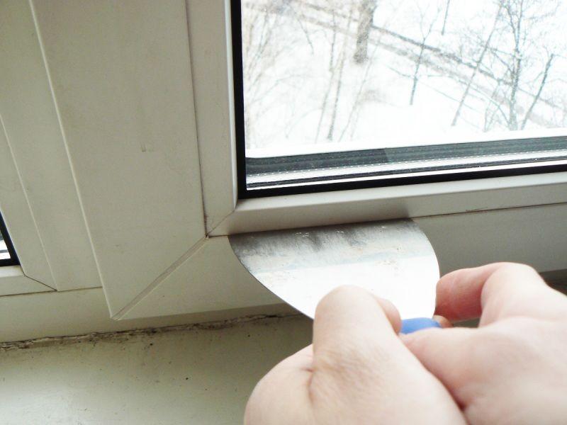 штапик для пластиковых окон