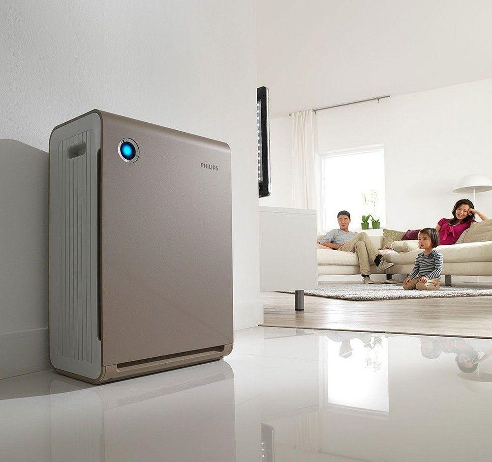 современный очиститель воздуха