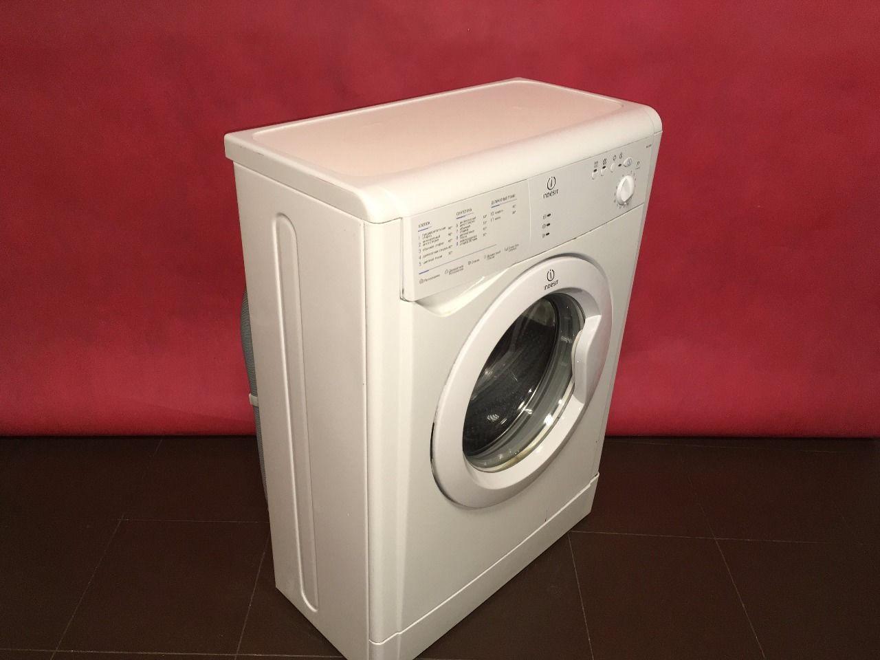 стиральная машина индезит фото