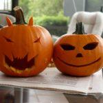 тыква на хэллоуин фото оформления