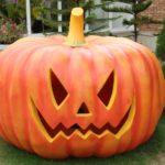 тыква на хэллоуин декор идеи