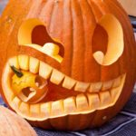 тыква на хэллоуин идеи декора