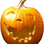 тыква на хэллоуин оформление фото