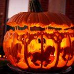 тыква на хэллоуин виды фото