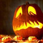 тыква на хэллоуин виды оформления