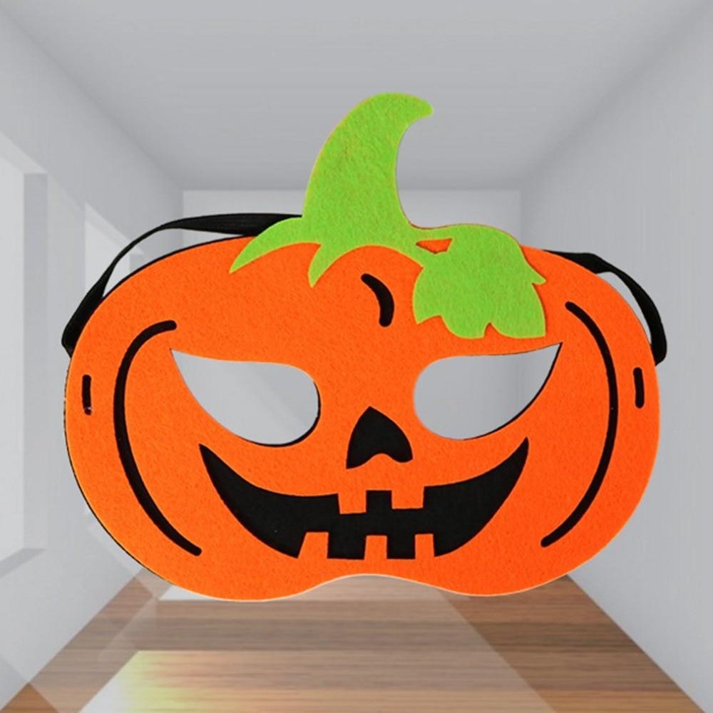 тыква на хэллоуин из картона