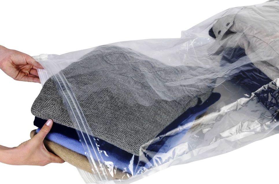 вакуумные пакеты для одежды фото