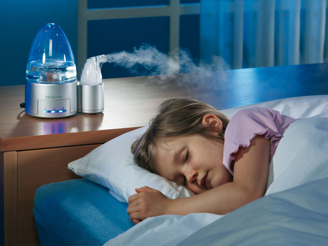 влажность воздуха в детской