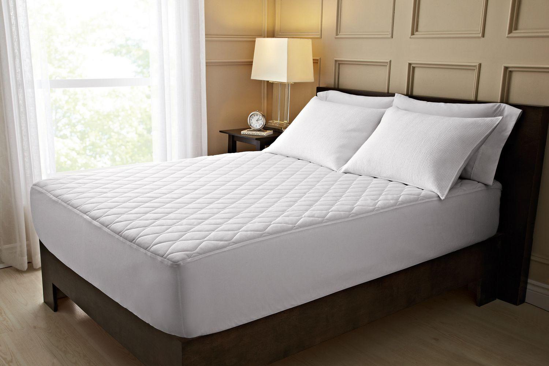 высокий матрас для двуспальной кровати