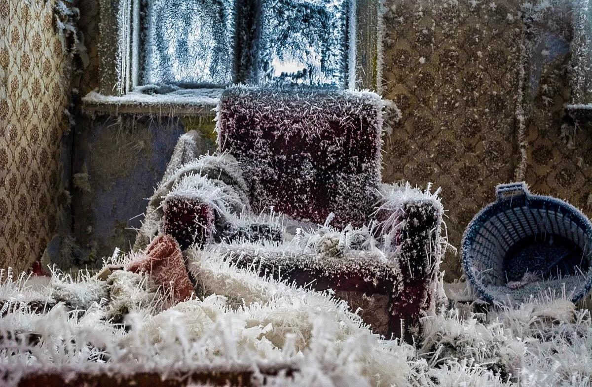 заморозка квартиры