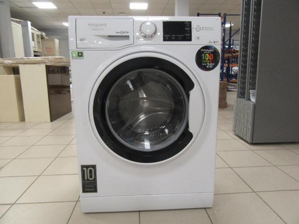 стиральная машина Ariston Hotpoint RST 703 DW