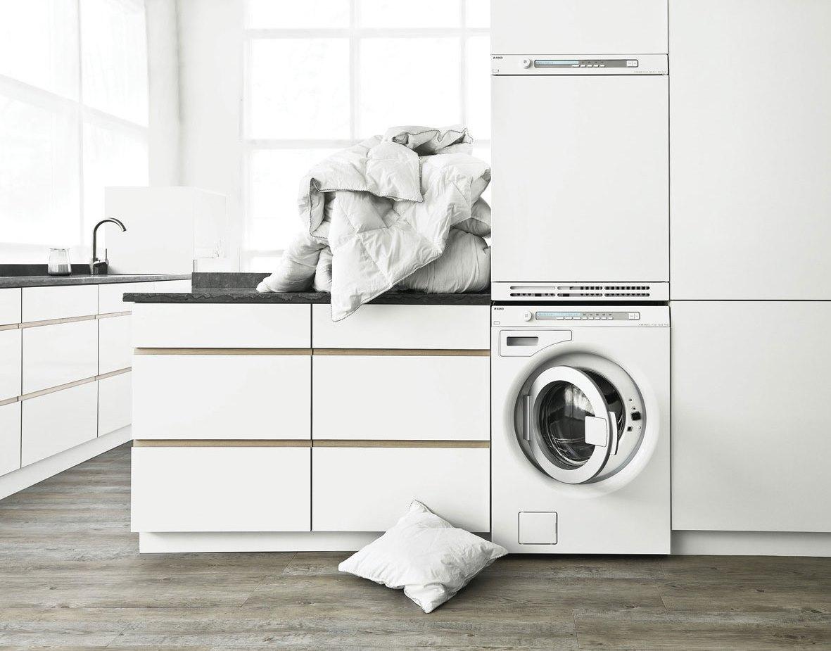 стиральная машина Asko W8844 XL W фото
