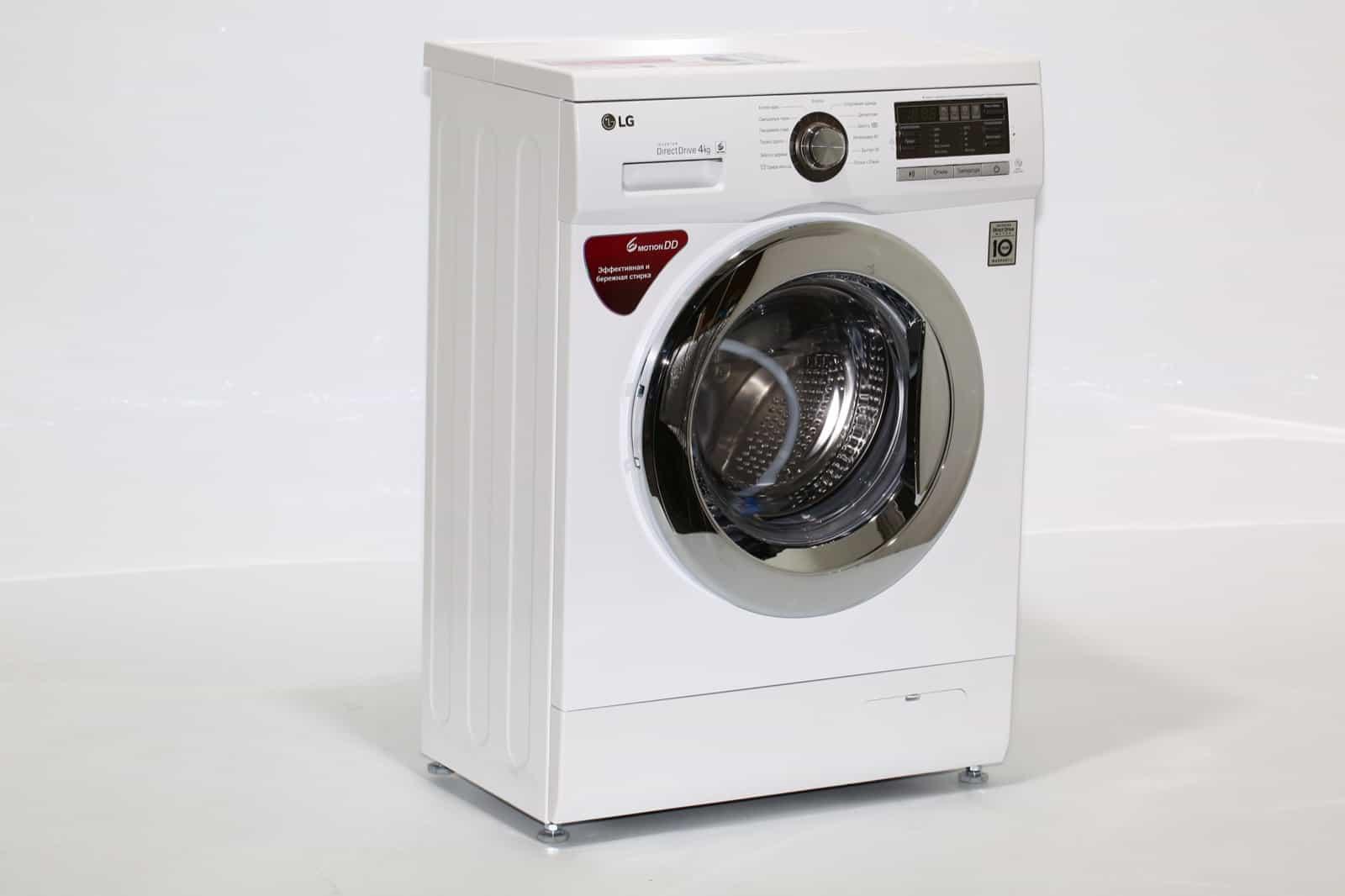 стиральная машина LG F-1096SD3