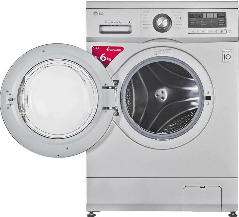 стиральная машина LG F1296ND3