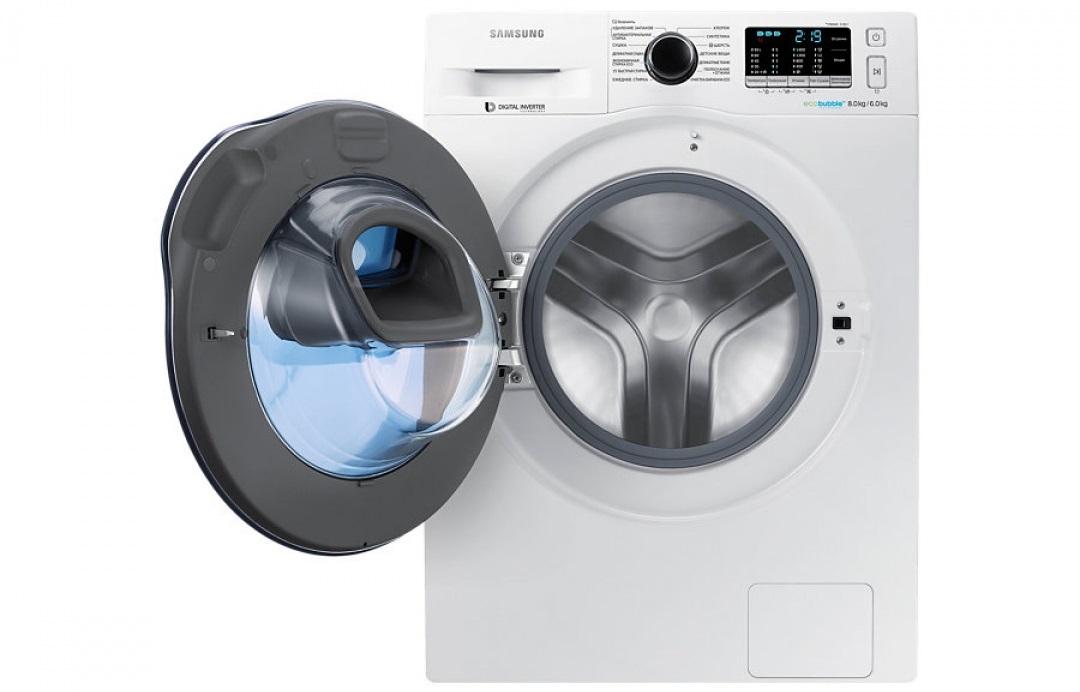 стиральная машина Samsung WD80K5410OW фото