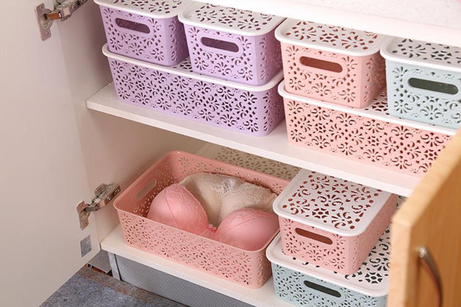 бытовые пластиковые контейнеры фото