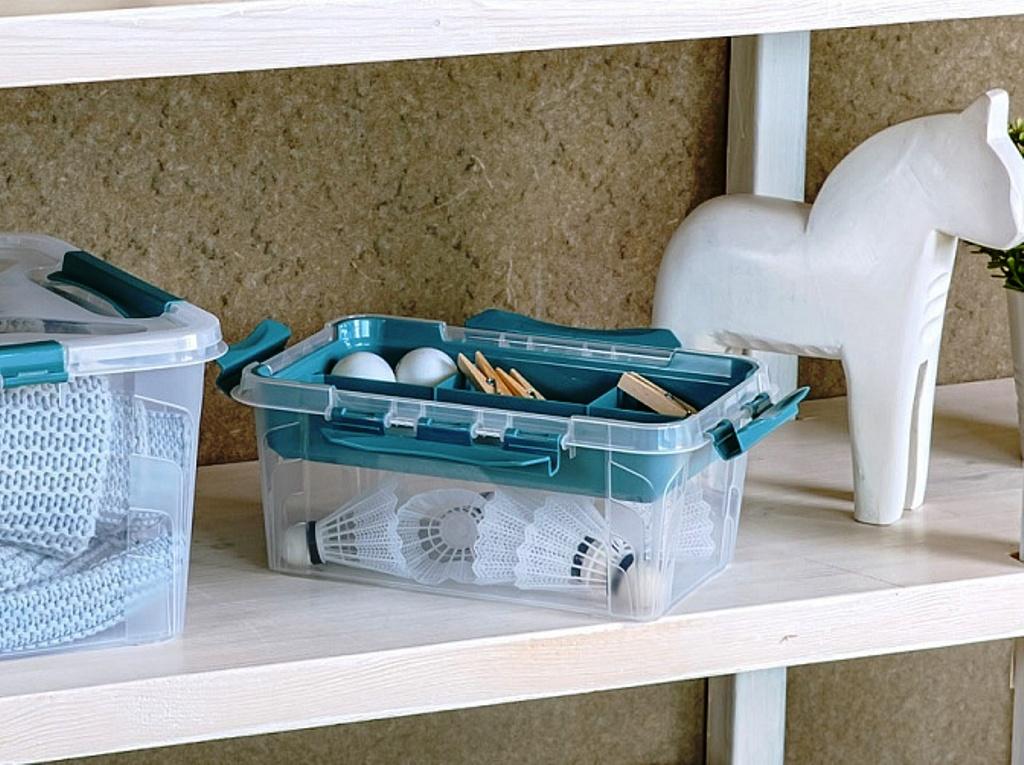 бытовые пластиковые контейнеры