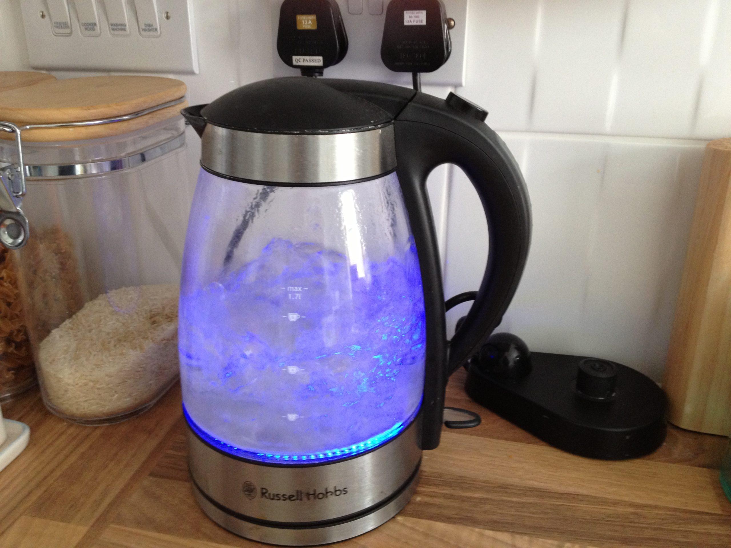 чайник с водой