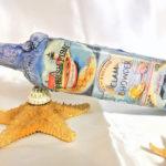 декор бутылок идеи вариантов