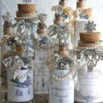декор бутылок своими руками оформление идеи