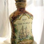 декор бутылок своими руками варианты идеи