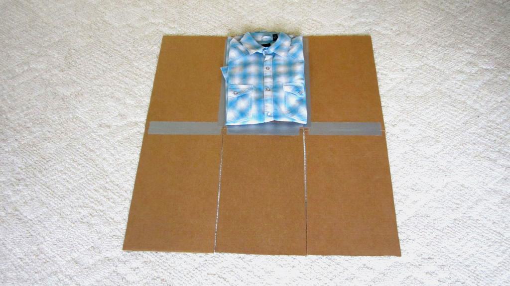 доска для складывания одежды