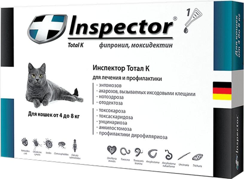 Капли Inspector Total