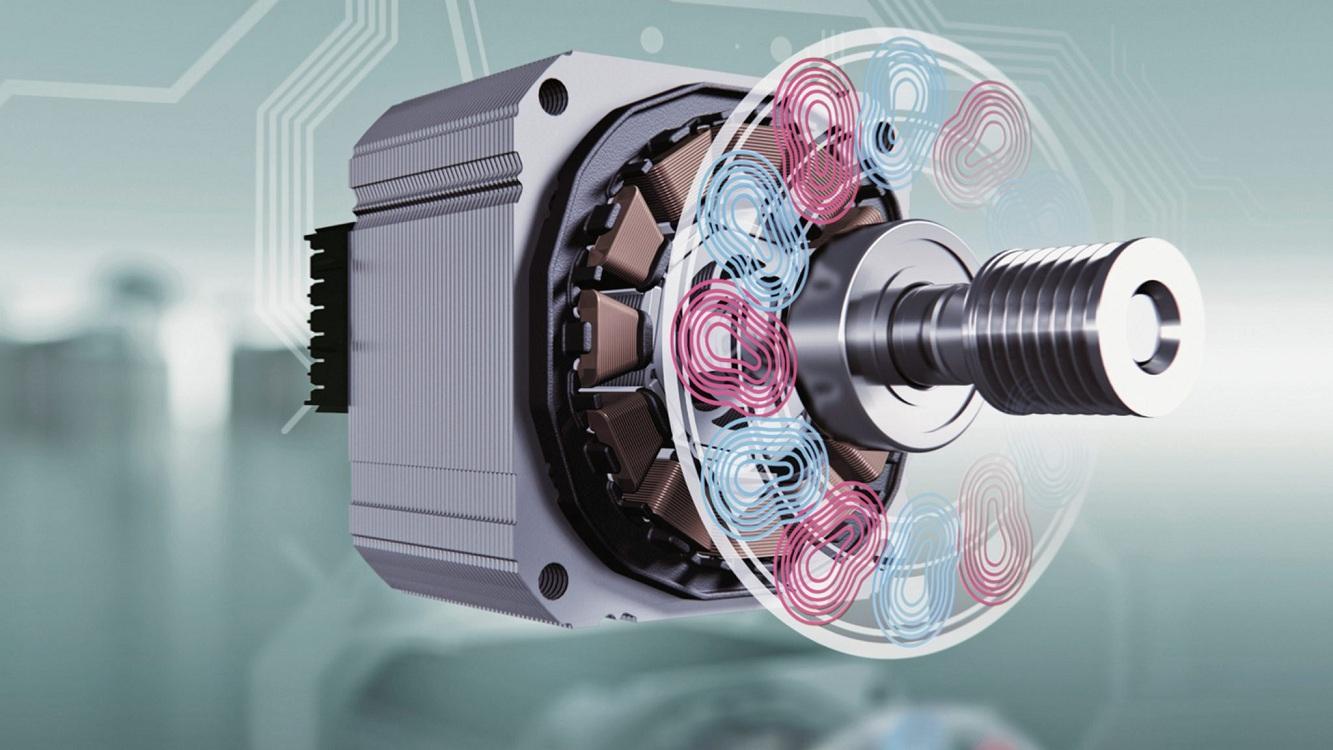 инверторный двигатель в стиральной машине принцип работы фото