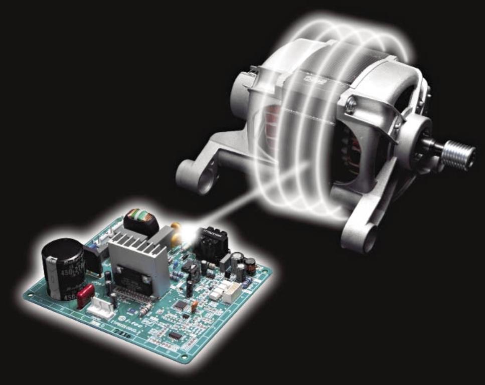 инверторный двигатель в стиральной машине принцип работы плюсы и минусы