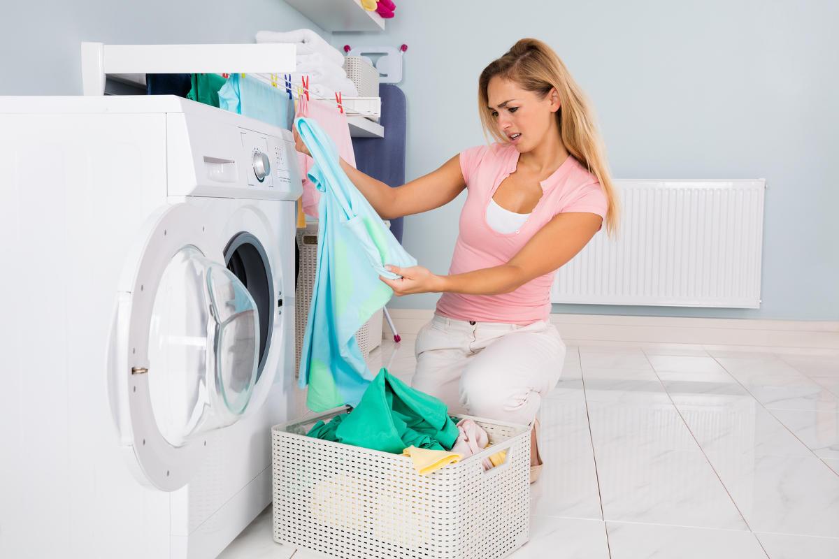 стирка полотенец в стиральной машине