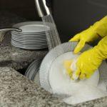 мытьё посуды