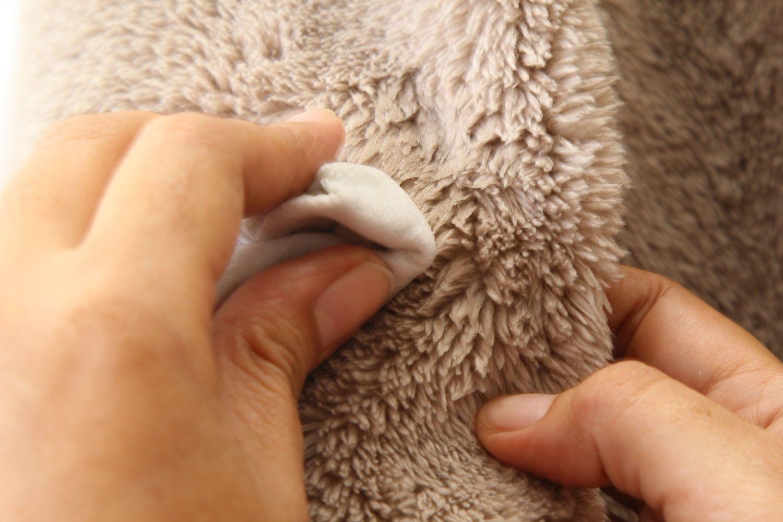 как почистить мех и дубленку в домашних условиях