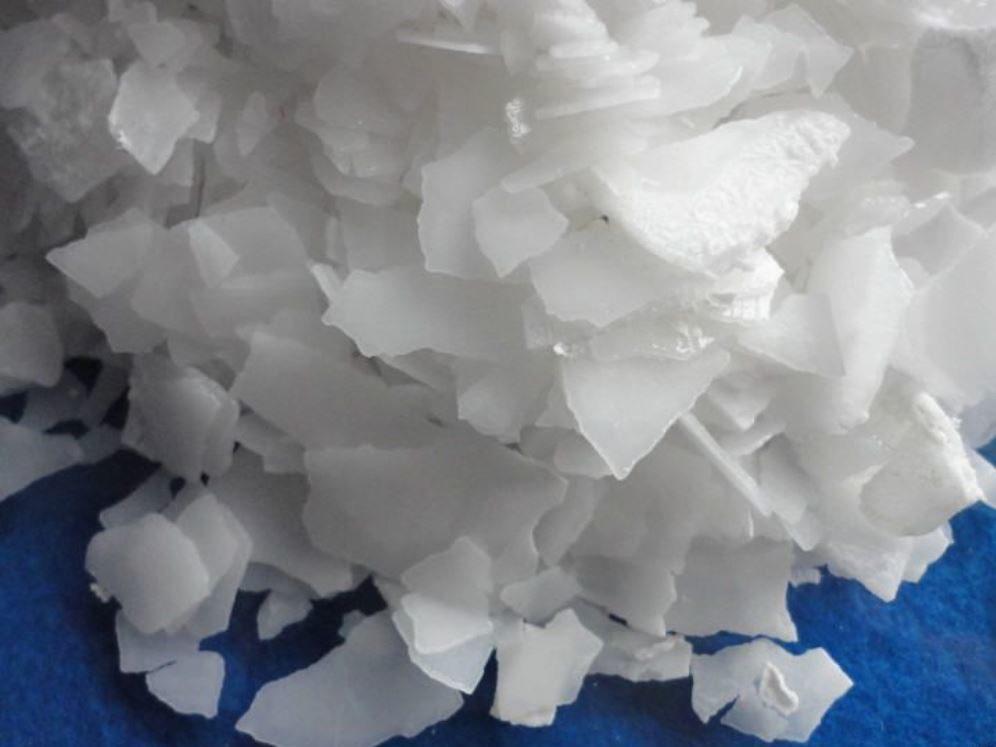 каустическая сода как катализатор