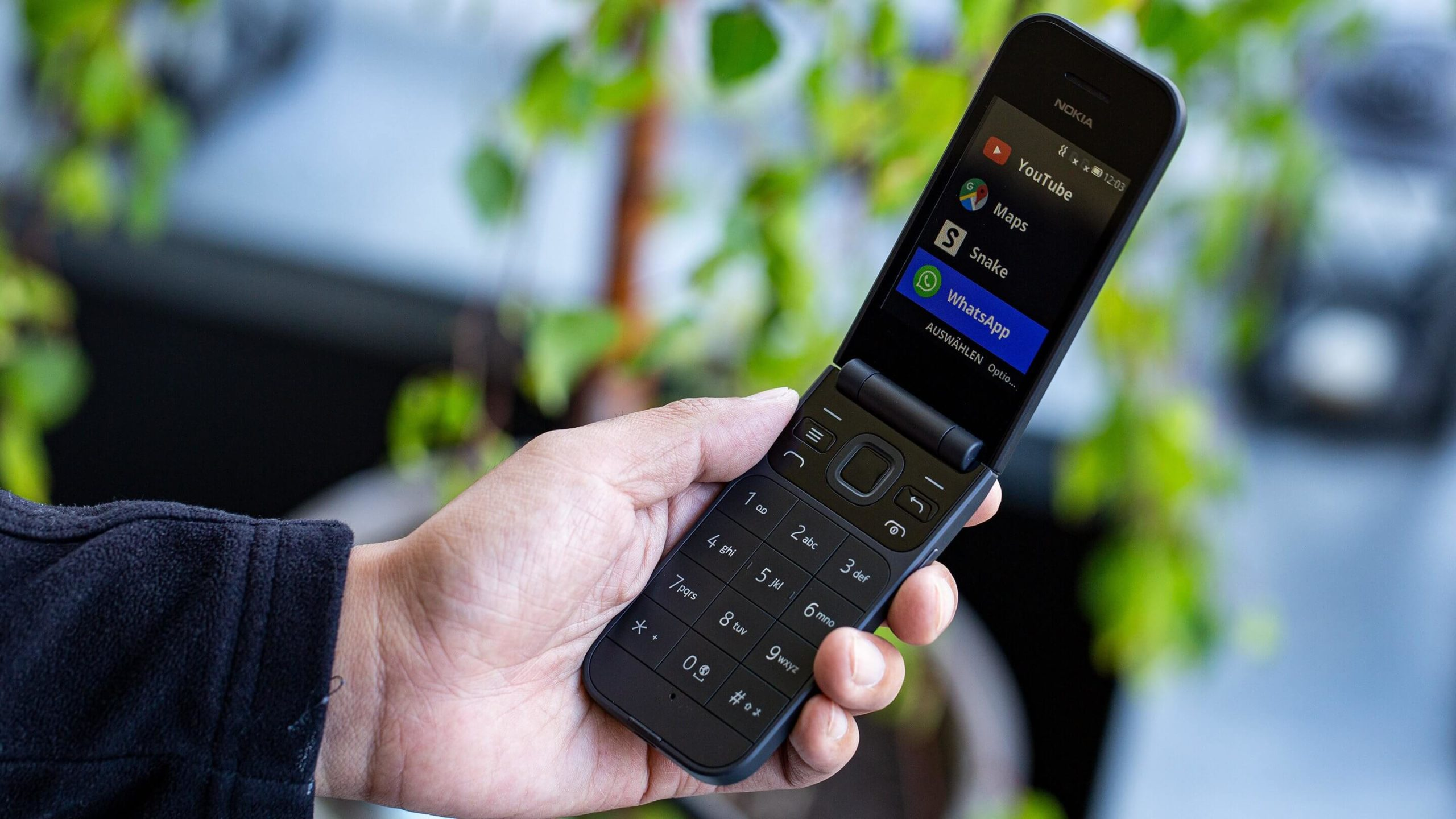 кнопочный телефон