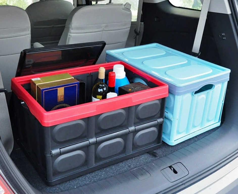 контейнеры из пластика для автомобиля