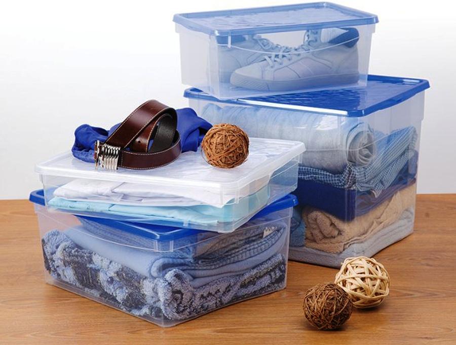 контейнеры из пластика варианты