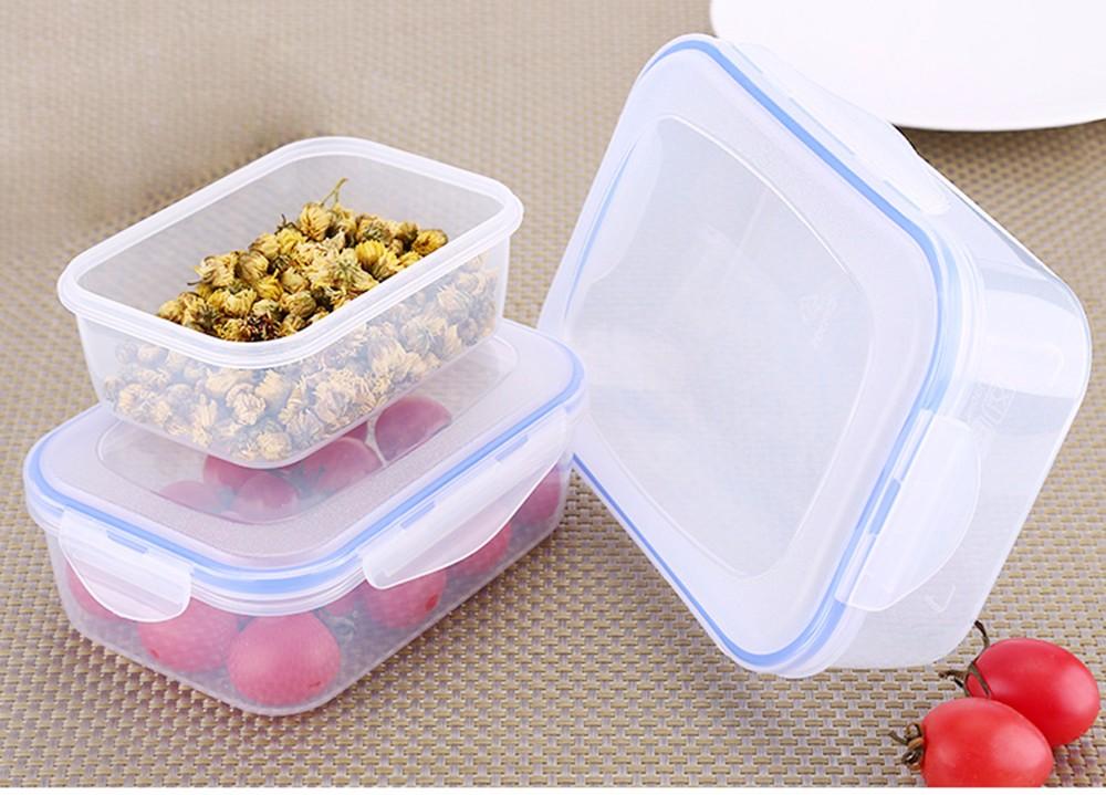 контейнеры из уплотненного пластика