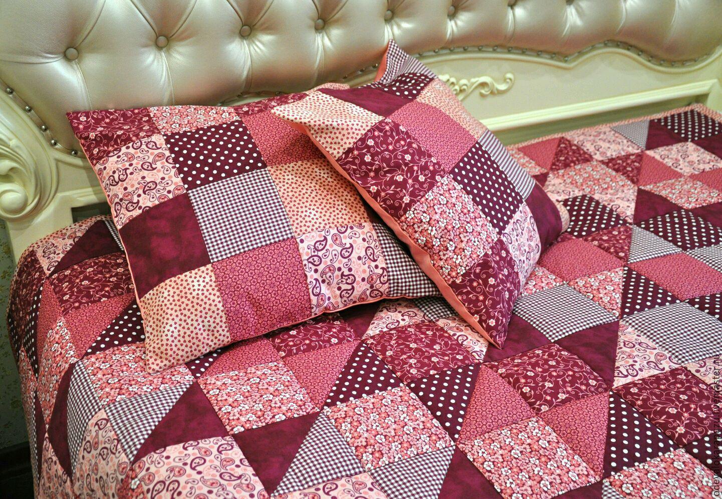 Картинки лоскутного одеяла в цветном варианте
