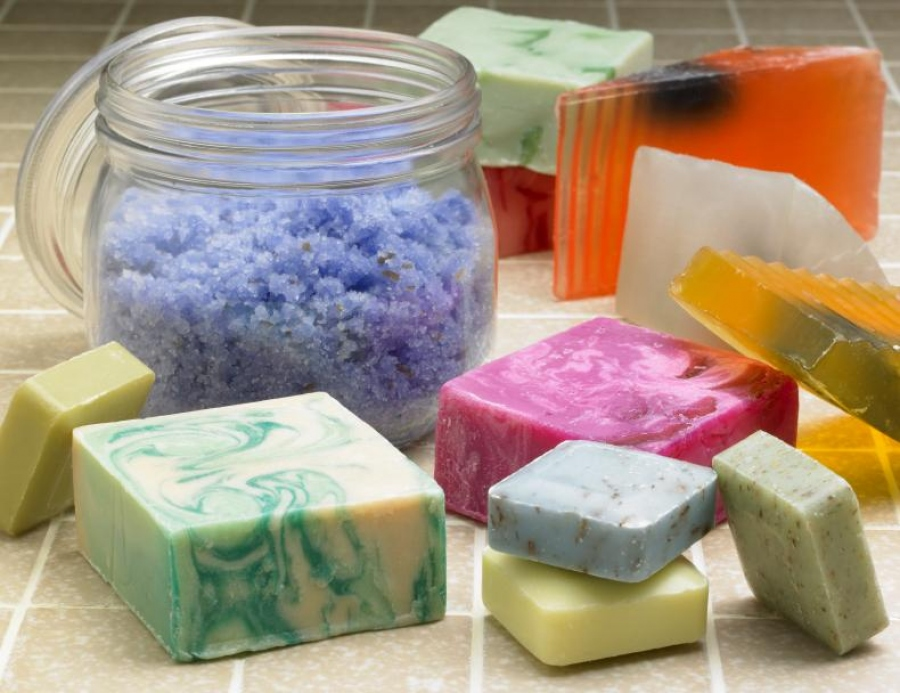 мыло в домашних условиях