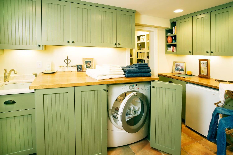 обзор размеров стиральных машин идеи
