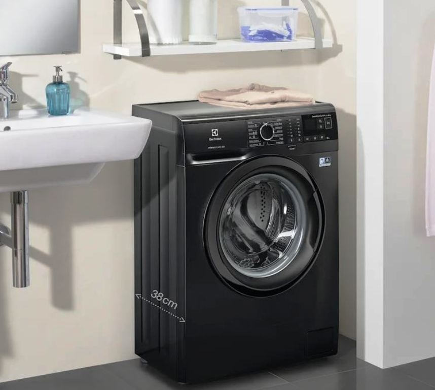 обзор размеров стиральных машин варианты