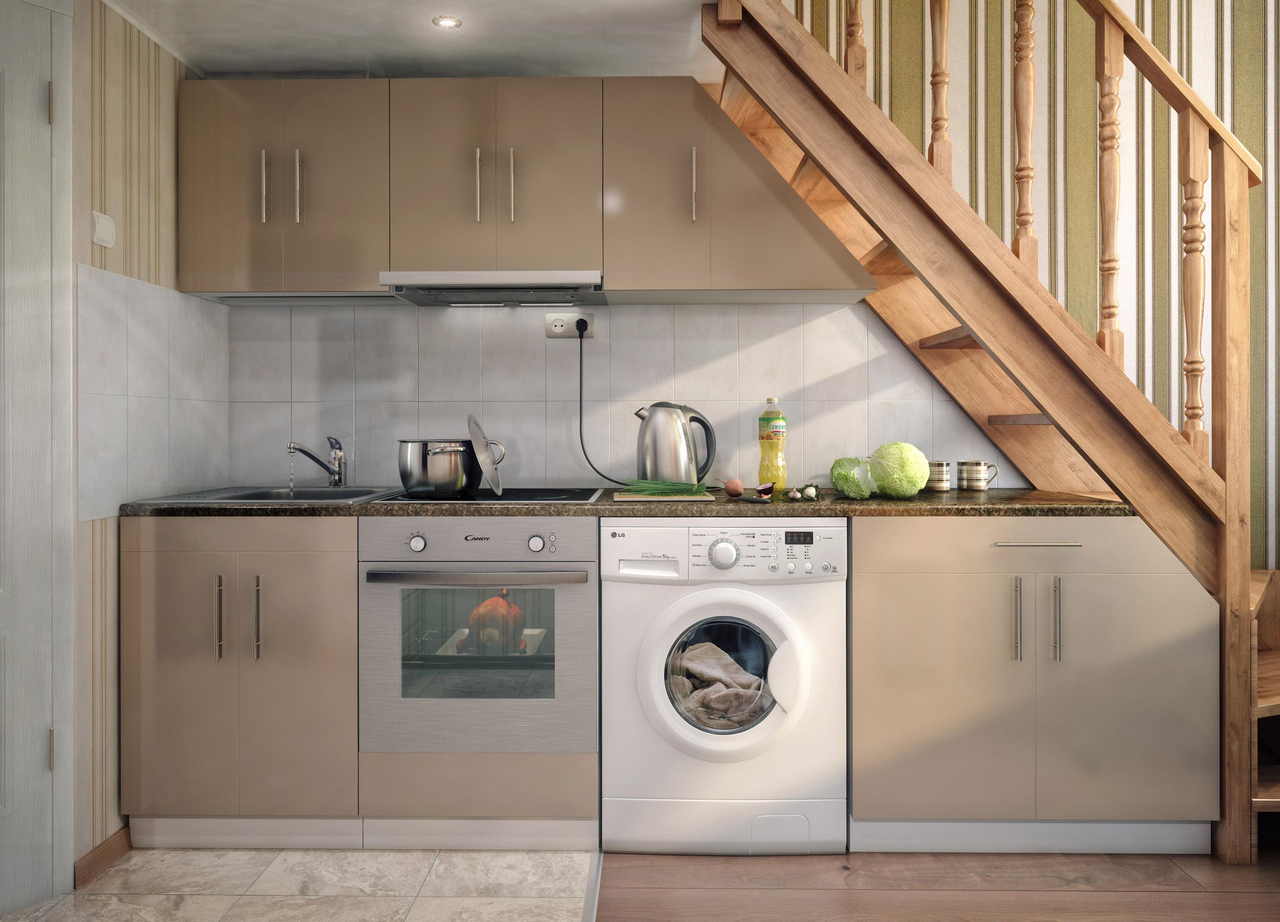 обзор размеров стиральных машин