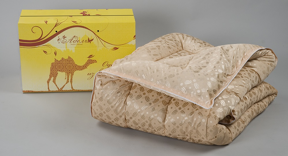 верблюжья шерсть одеяло