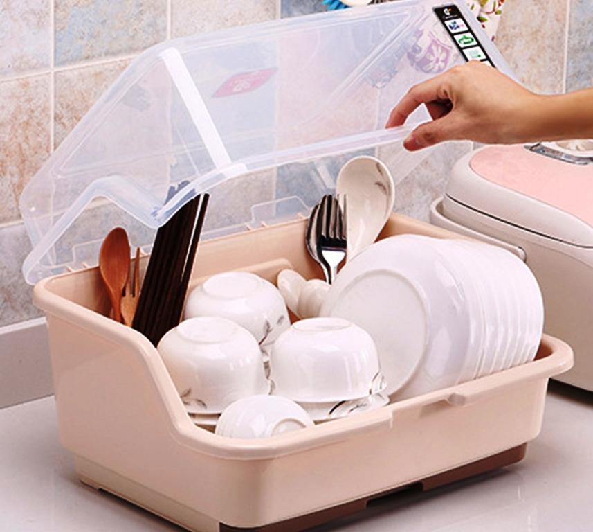 контейнеры из пластика для посуды
