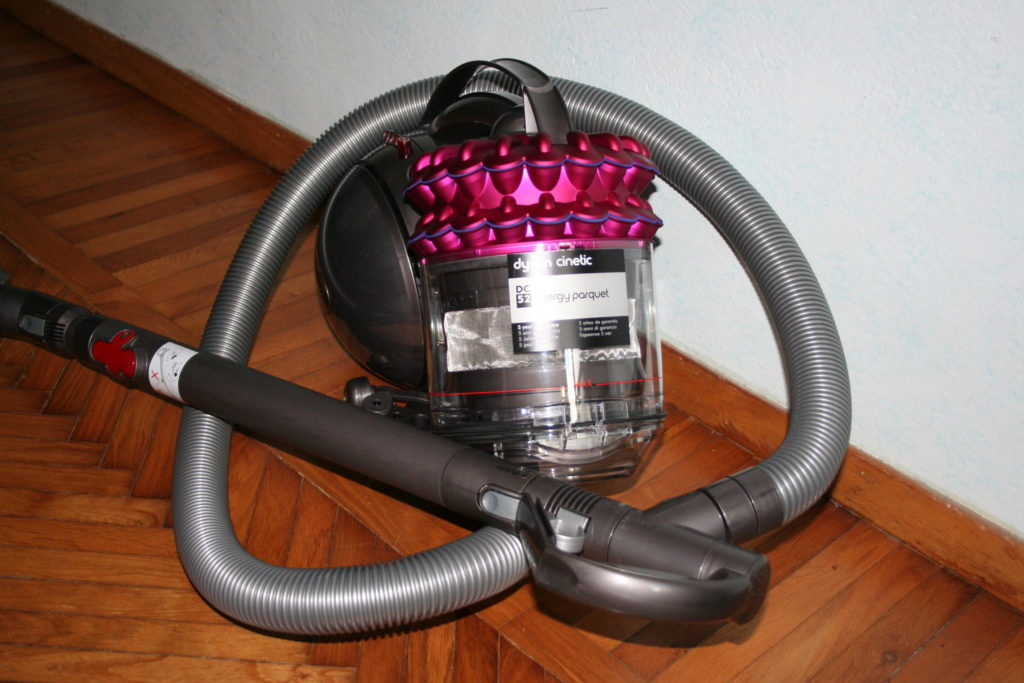 Как мыть пылесос дайсон dyson dc24 all floors